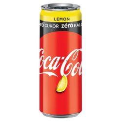 Coca Cola Lemon Zero 0,25l DOB
