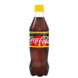 Coca-Cola Lemon Zero 0,5l PET