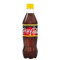 Coca-Cola Lemon Zero 0,5 l PET