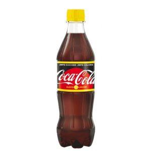 Coca-Cola Lemon Zero 0,5l PET
