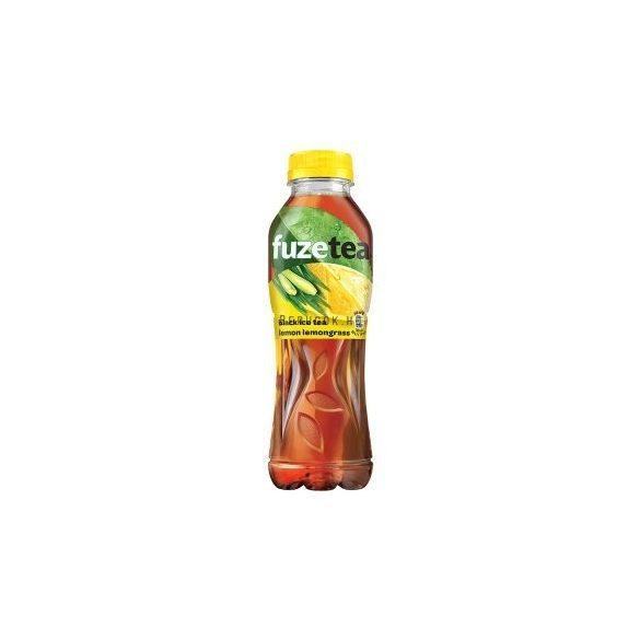 Fuze Tea Fekete-Tea Citrom 0,5l