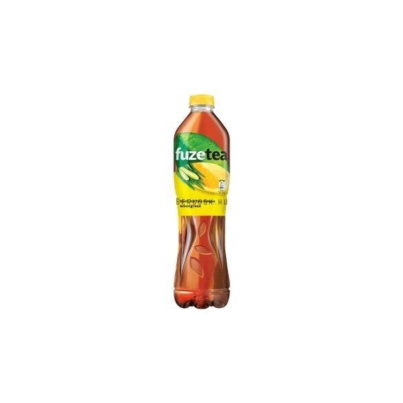 Fuze Tea - Fekete-Tea Citrom 1,5l