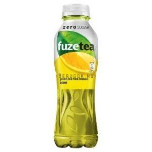 Fuze Tea - Green-Citrom Zero 0,5l