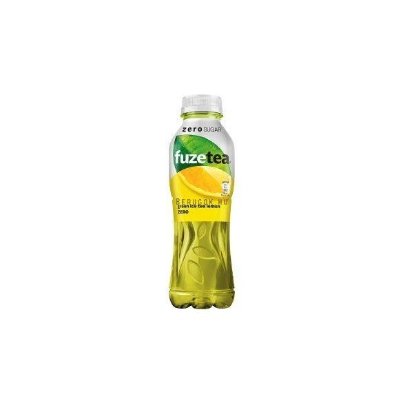 Fuze Tea Green Citrom Zero 0,5l