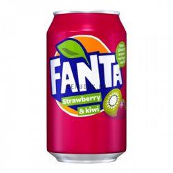 Fanta Raspberry & Passionfruit 0,33l DOB