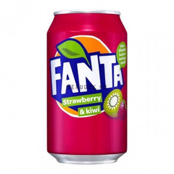 Fanta Eper-Kiwi 0,33l DOB