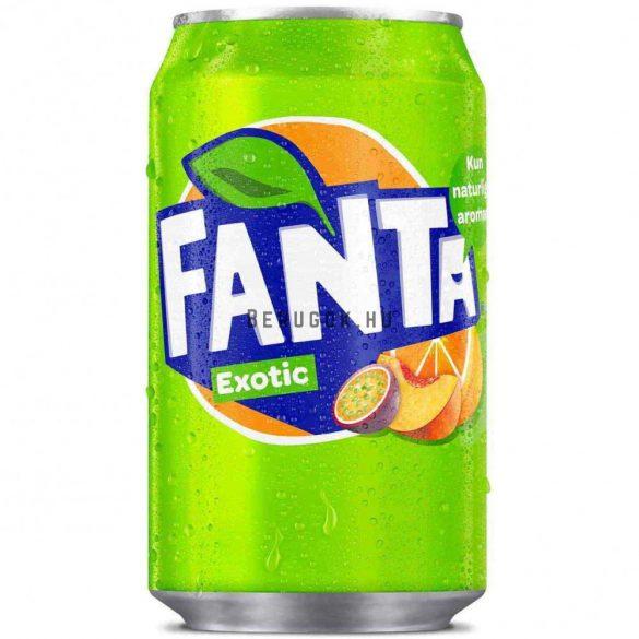 Fanta Exotic 0,33l DOB