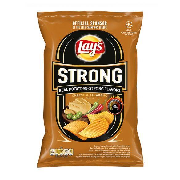 Lay's Strong Sajt és Jalapeno 65g