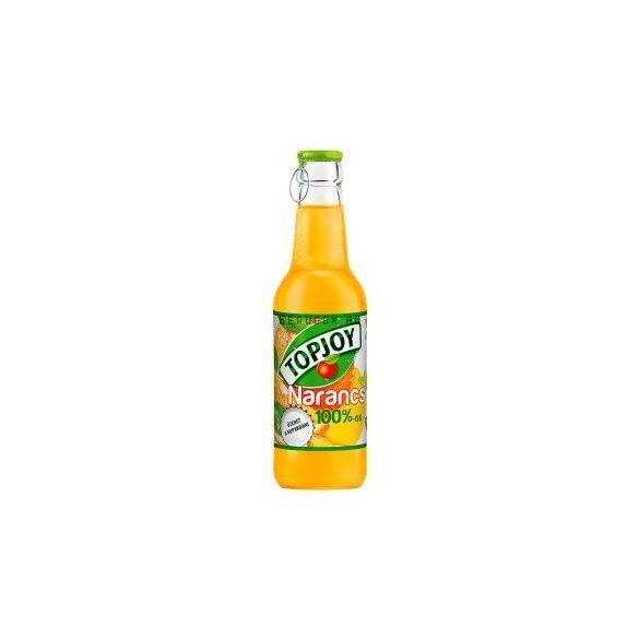 Topjoy Narancs 0,25l PAL