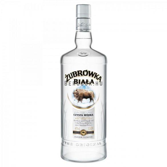 Zubrowka Biala Original Vodka 1l (37,5%)