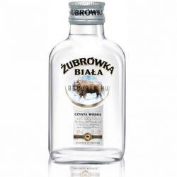 Zubrowka Biala Original Vodka 0,1l (37,5%)