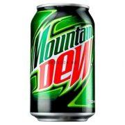 Mountain Dew 0,33l DOB