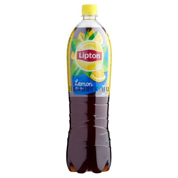 Lipton Ice Tea Citrom 1,5l PET