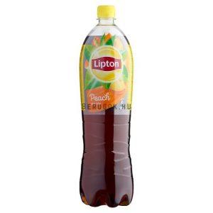 Lipton Ice Tea Őszibarack 1,5l PET