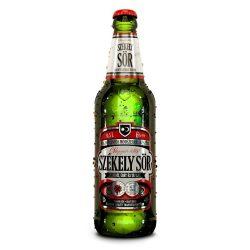 Székely sör 0,5l PAL (6%)