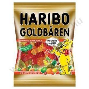 Haribo gumimaci 100 g