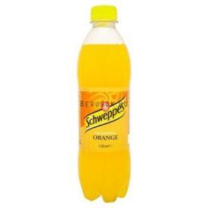 Schweppes Orange 0,5l PET