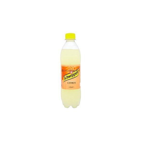Schweppes Citrus 0,5l PET