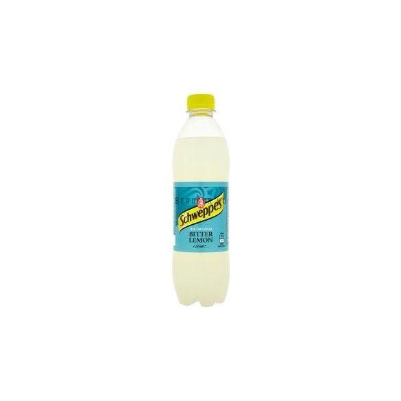 Schweppes Bitter Lemon 0,5l PET