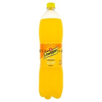 Schweppes Orange 1,5l PET
