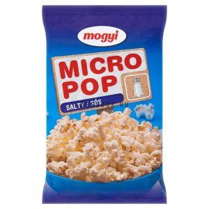 Mogyi Micro Popcorn Sós 100g