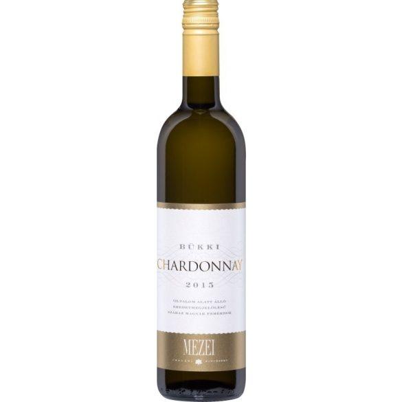 Mezei Bükki Chardonnay 2016 0,75l (13,5%)