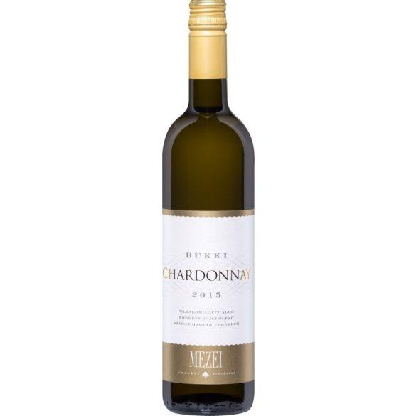 Mezei Bükki Chardonnay 2017  0,75l (11,5%)