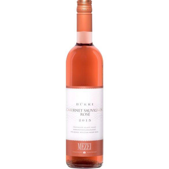 Mezei Bükki Cabernet Sauvignon Rosé 2016 0,75l (12,5%)