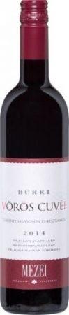 Mezei Vörös Cuvée 2015 0,75l (12%)