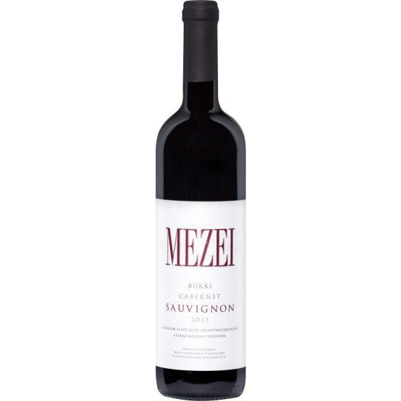 Mezei Cabernet Sauvignon 2013 0,75l 12,5%