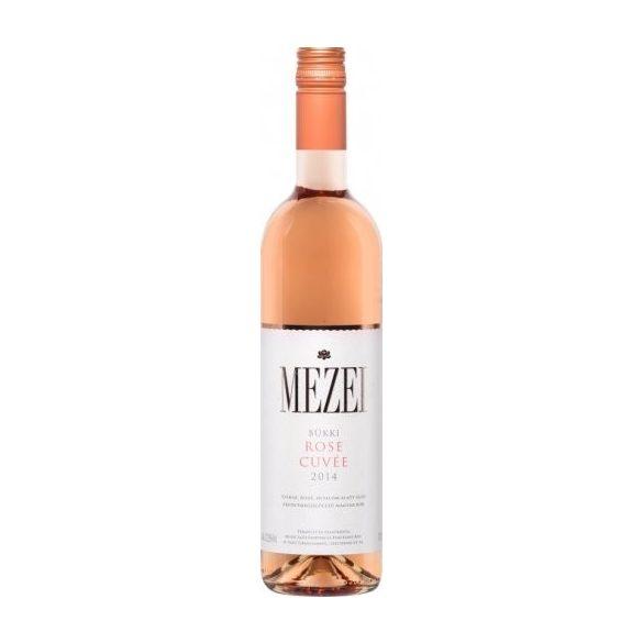 Mezei Rosé Cuveé 2016  0,75l