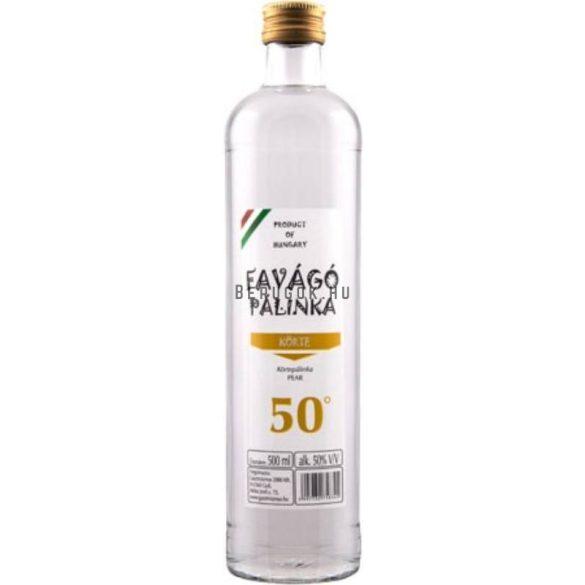 Favágó Körte Pálinka 0,5l (50%)