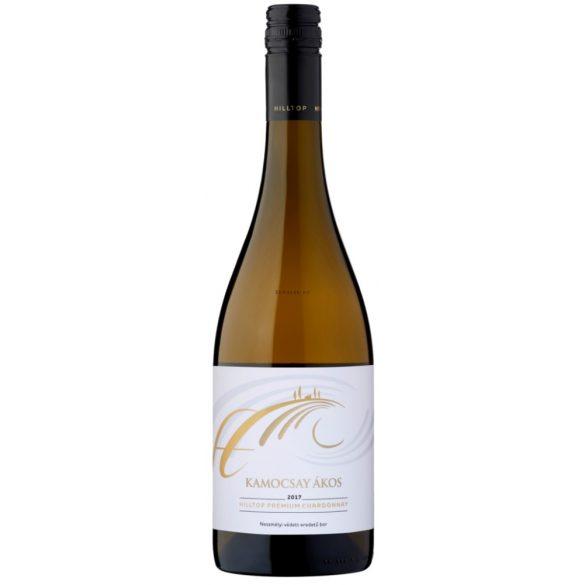 Kamocsay Prémium Chardonnay 2017 0,75l (13,5%)