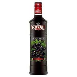 Royal Vodka Feketeribizli 0,2l (30%)