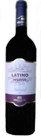 Mészáros Latino Reserve 2013 0,75l (14%)
