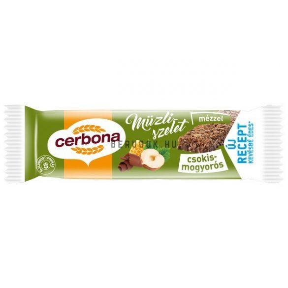Cerbona Csokis-Mogyorós 20g