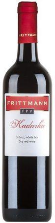 Frittmann Kadarka 2015 0,75l (12%)