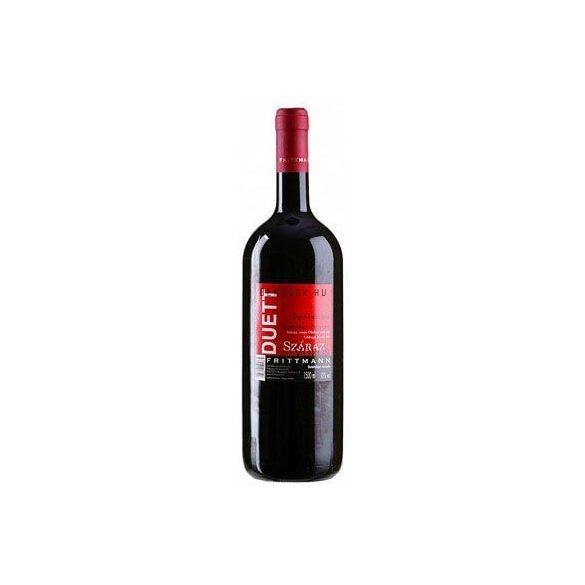 Frittmann Duett vörös 1,5l (12,5%)
