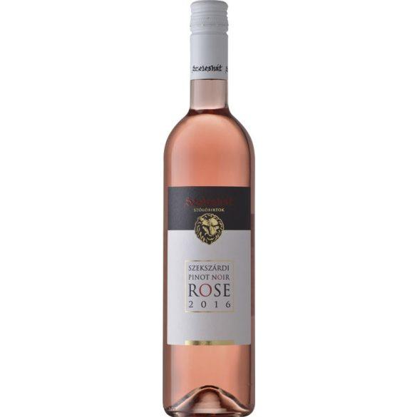 Szeleshát Szekszárdi Rosé Cuvée 2018 0,75l (13%)