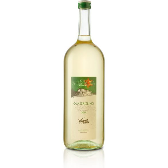 Varga Ház Bora - Olaszrizling 1,5l (11,5%)