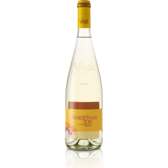 Varga Chardonnay 2017  0,75l (12,5%)