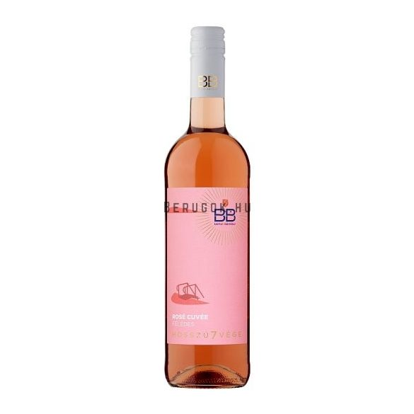 BB Rozé Cuvée 0,75l (11,5%)