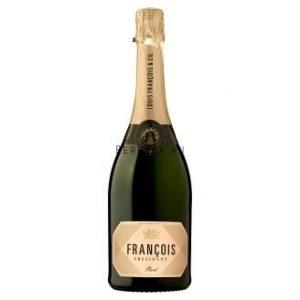Francois President Brut 0,75 l