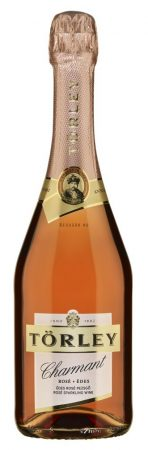 Törley Charmant Rosé Édes Pezsgő 0,75l (11%)