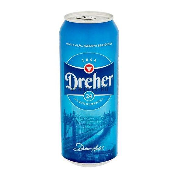 D24 Alkoholmentes Sör 0,5l DOB (0%)
