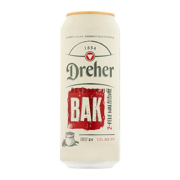 Dreher Bak 0,5l DOB (7,3%)