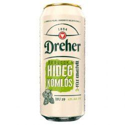 Dreher Hidegkomlós 0,5l DOB (4,5%)