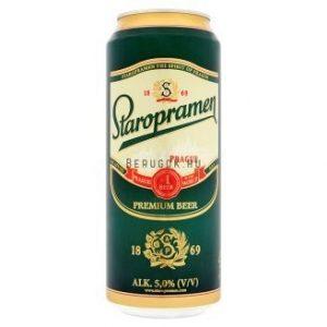 Staropramen Premium 0,5 l DOB