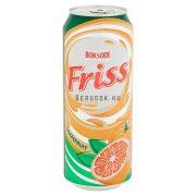 Borsodi Friss Grapefruit 0,5l DOB (0%)