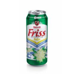 Borsodi Friss Bodza-Citrom 0,5l DOB (1,5%)
